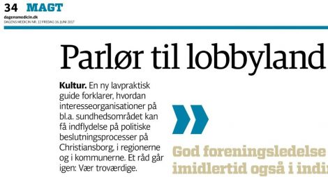 Lobbymetoder