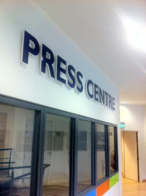 Pressecenter